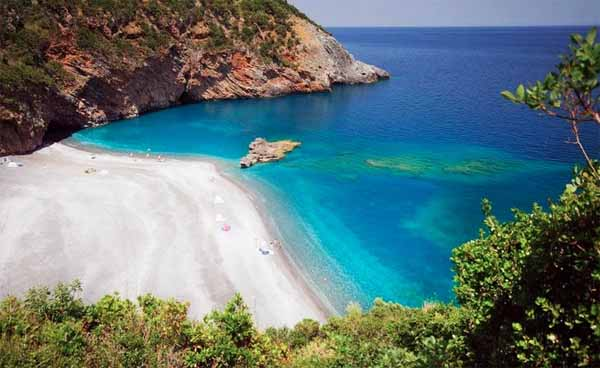 Ανερχόμενος τουριστικός προορισμός η Εύβοια