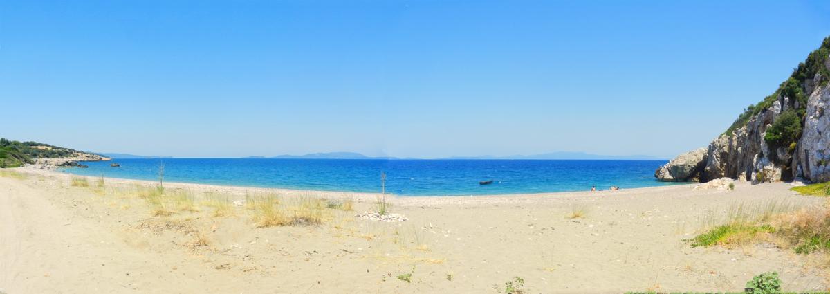 Πρόταση: Παραλία Αγίου Ιωάννη στα Ελληνικά Ευβοίας
